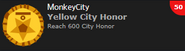 Yellow City Honor
