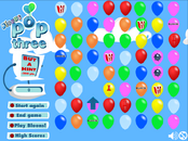 Bloons pop 3 invisible bloon
