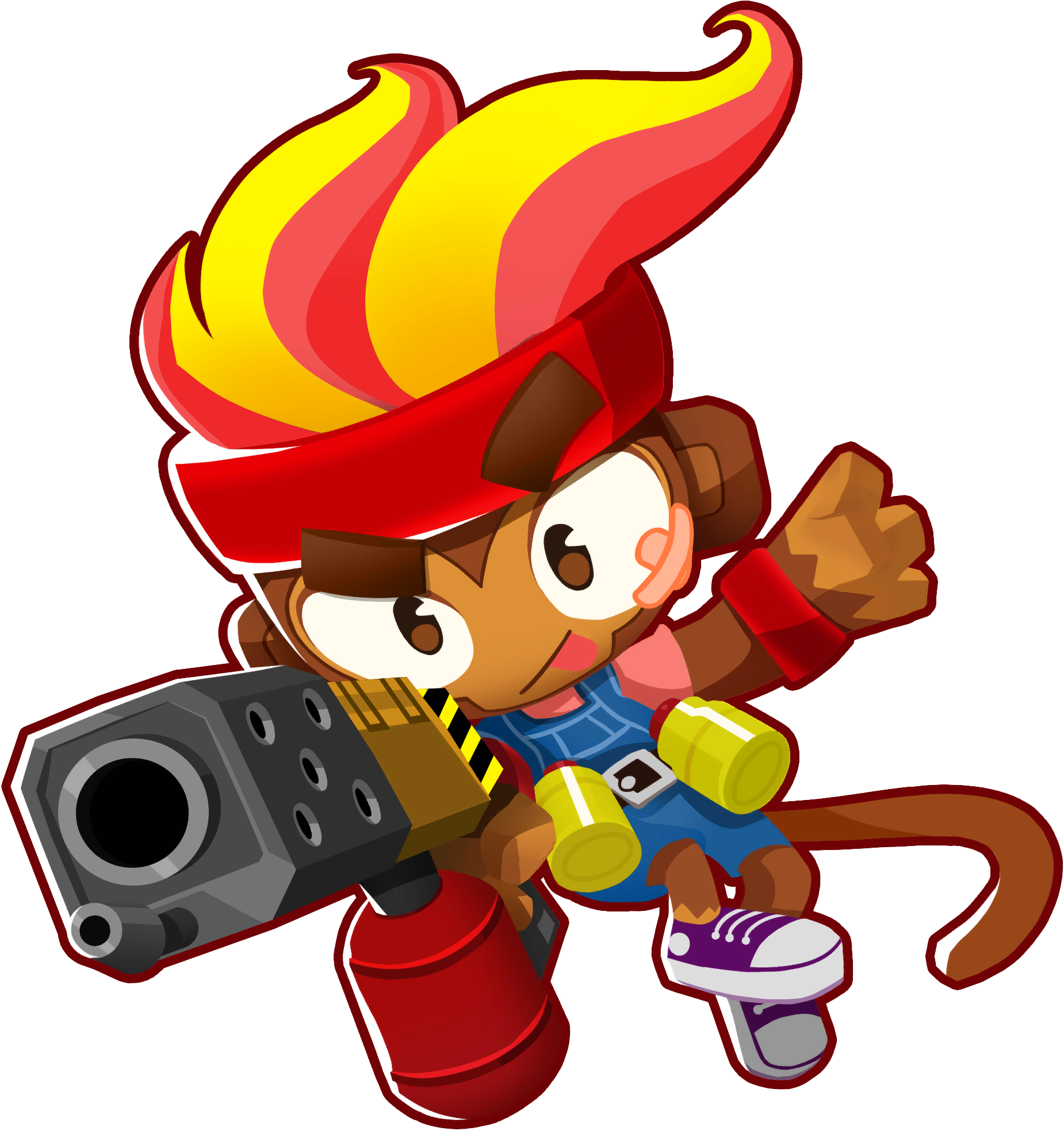Gwendolin | Bloons Wiki | FANDOM powered by Wikia
