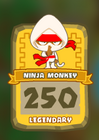Legendary Ninja Monkey