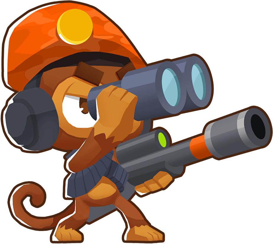 Semi-Automatic Rifle | Bloons Wiki | FANDOM powered by Wikia