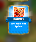 Bounty-Red-Hot-Spike