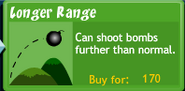 BTD4 Long Range upgrade button