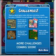 BTD4 Challenges