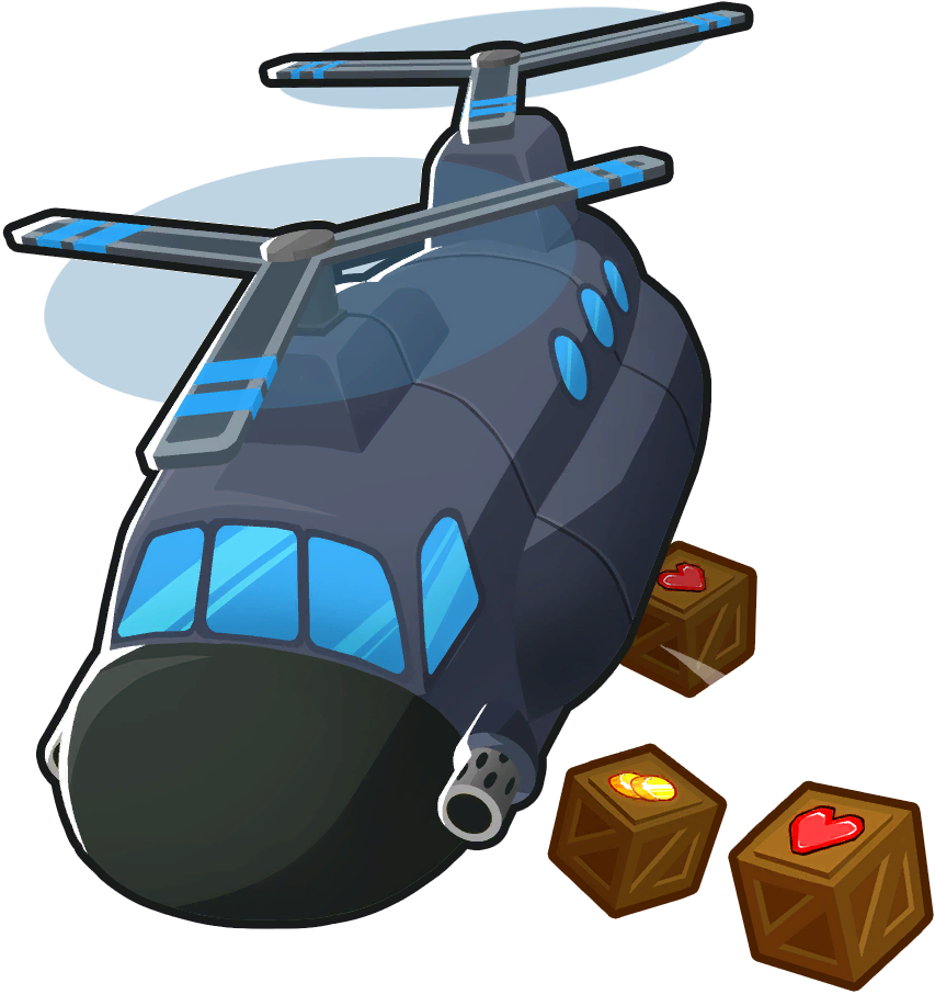Support Chinook   Bloons Wiki   FANDOM powered by Wikia
