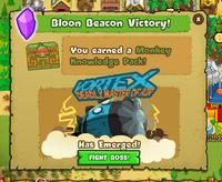 Bloon Beacon summon Vortex