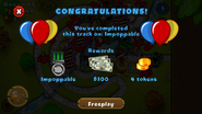 Impoppable first