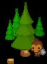 Lumberjack blank