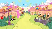 Candy Kingdom no icons
