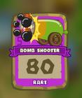 Rare Bomb Shooter