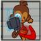Boomerang Monkey Sonic Arm Ability