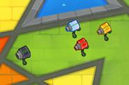 Four expert sentry