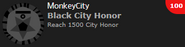 Black City Honor