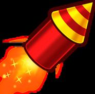 Fireworks Mortar Monkey