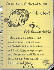 Beekeeper Note