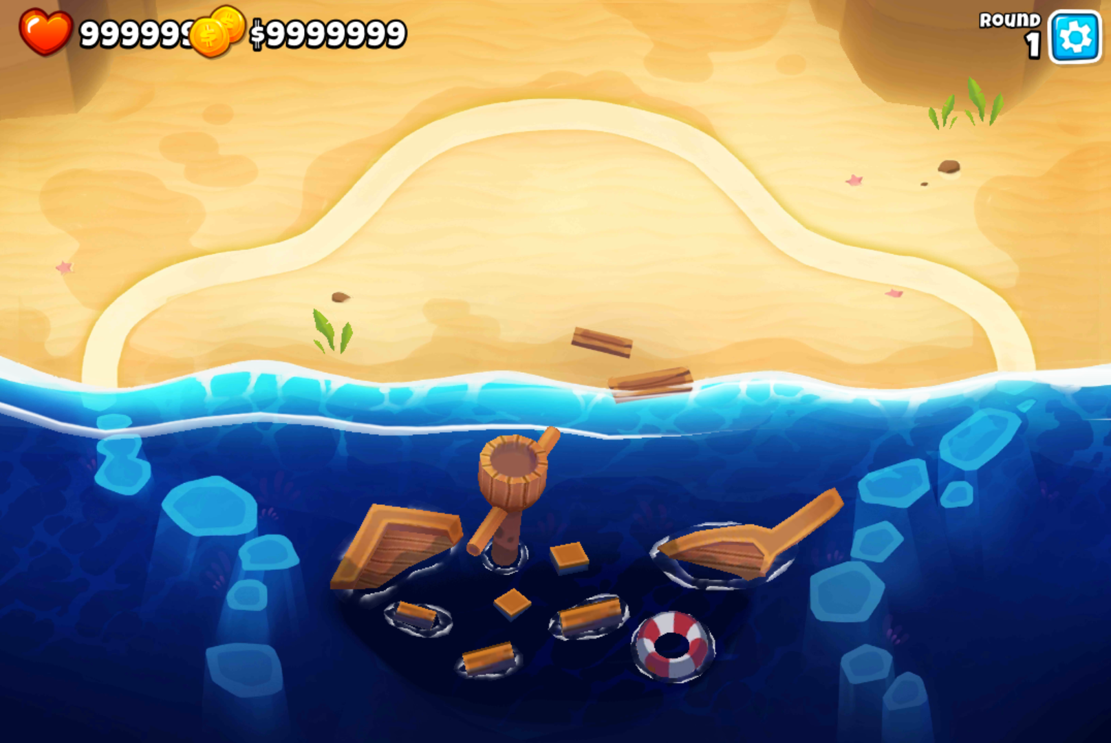 Off The Coast | Bloons Wiki | FANDOM powered by Wikia