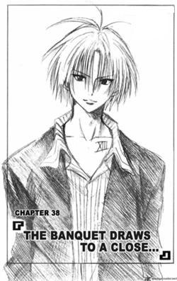 Chapter 38's Cover