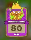 Rare Activated Ability