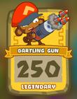 Legendary Dartling Gun
