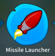 Missile Launcher Icon BTD6