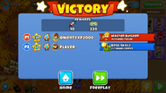 Victory Two Player Co Op BTD6 2