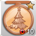 North Pole Bronze