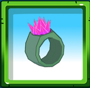 Power Ring of Poison A