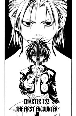 Chapter 132's Cover