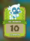 Common Ice Monkey