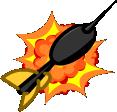Splodey Darts Icon