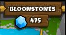 Bloonstones tab