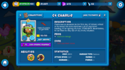 C4 Charlie Profile