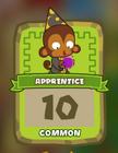 Common Monkey Apprentice