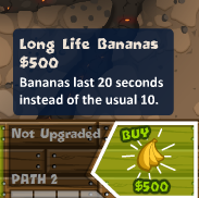 Long Life Bananas