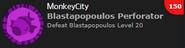 Blastapopoulos Perforator