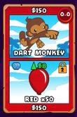 Card Dart Monkey 0-0