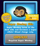 SuperMonkeySkin
