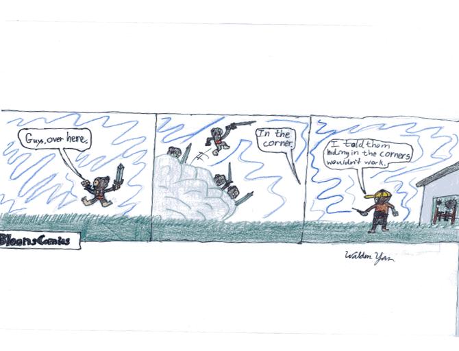 User Blog Waldenyanii Bloons Comic 1 Bloons Wiki