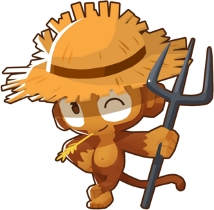 Monkey Farmer | Bloons Wiki | FANDOM powered by Wikia