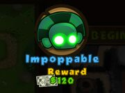 Impoppable difficulty