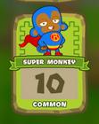 Common Super Monkey