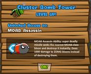 MOAB Assassin unlock