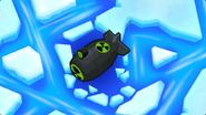 Unsubmerged reactor sub side