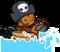 Monkey Buccaneer Icon