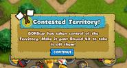 Stolen territory in round