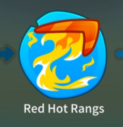Red Hot Rangs BTD6 Icon