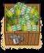 Dartling gun cache