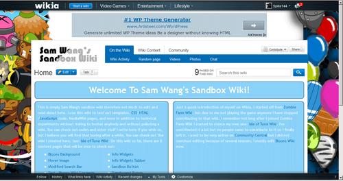 Screenshot-SamWangWiki