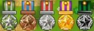 Btd5 masteries medals monkey lane