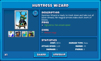 Huntress-Wizard